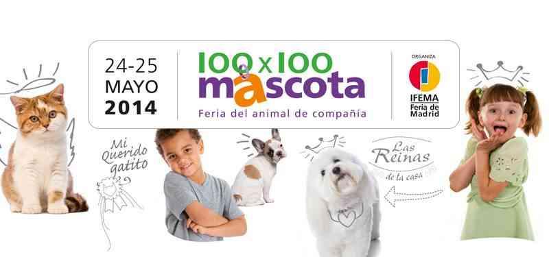 Feria 100x100 Mascota 2014