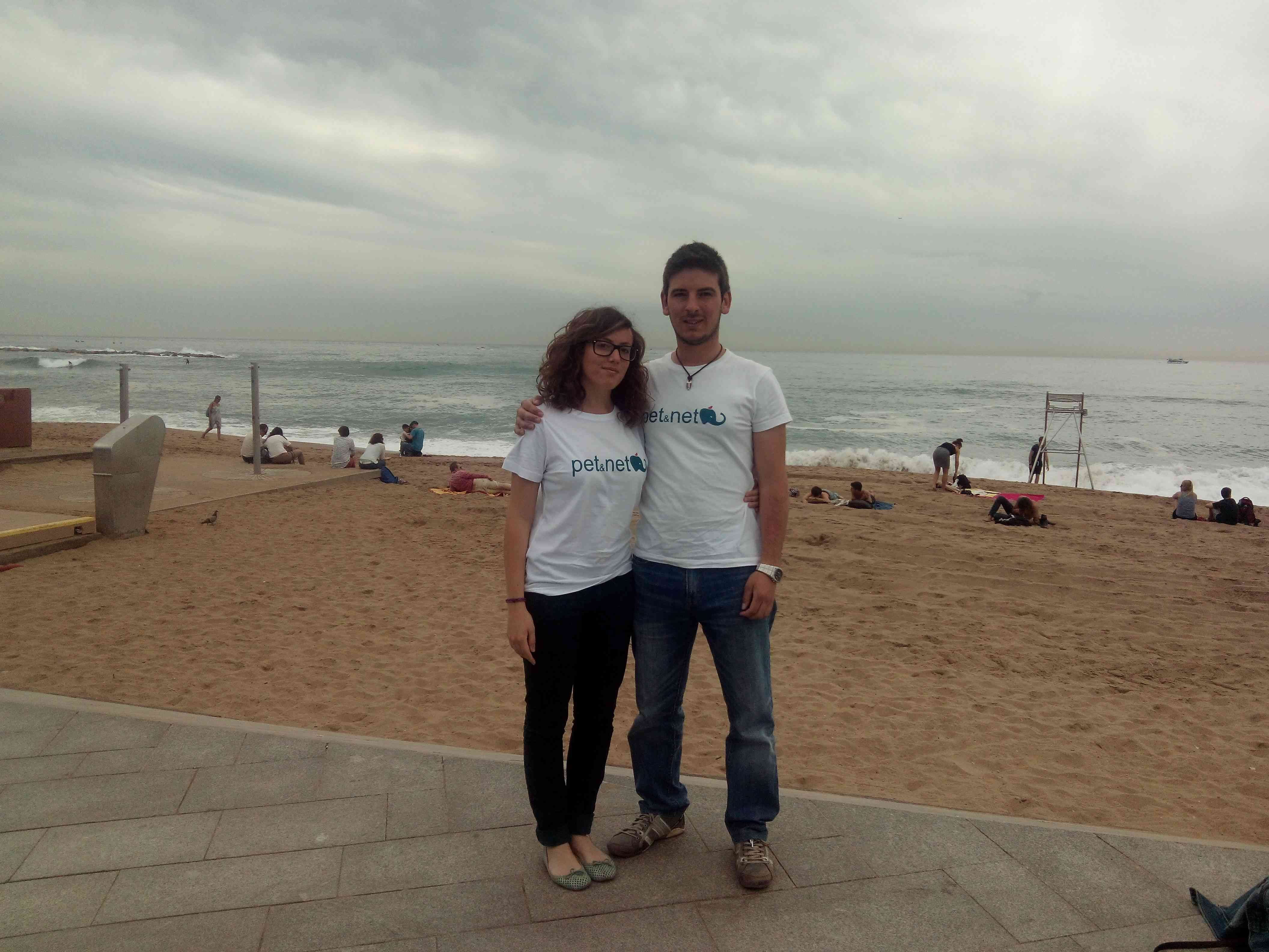 Foto equipo Pet&Net Barcelona