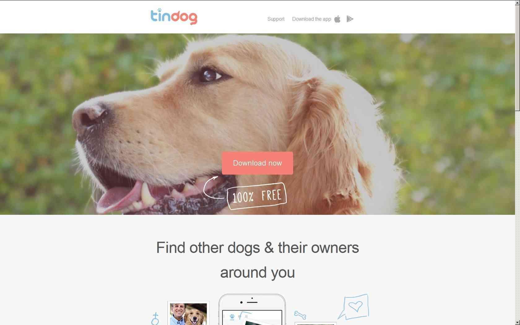 Aplicación de citas para perros 1