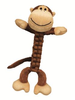peluche paa perros de mono
