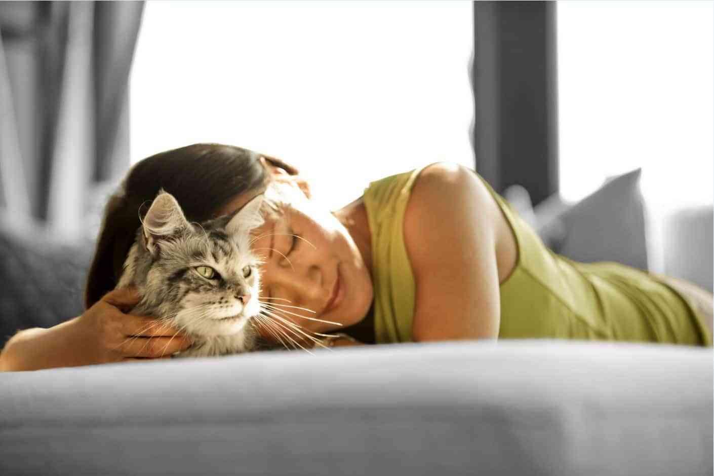 Convivir con animales ayuda a mejorar la salud y el bienestar de las personas